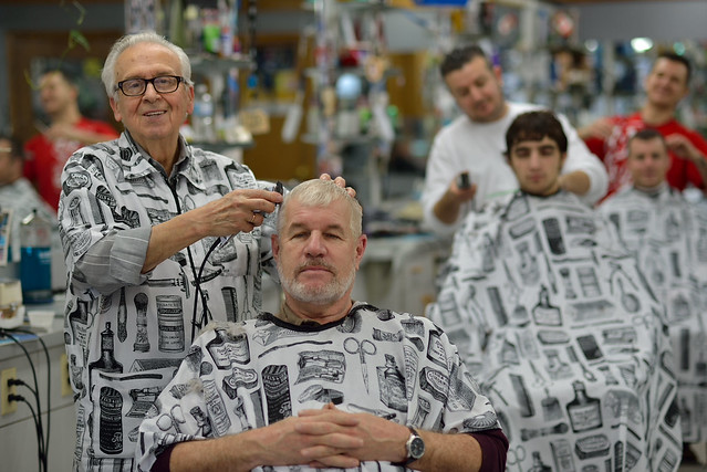 Jimmy's Barber Shop