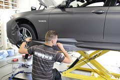 BMW 5 Touring carwrap