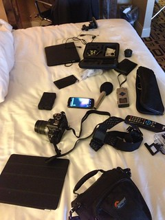 CES 2013 - my reporting kit