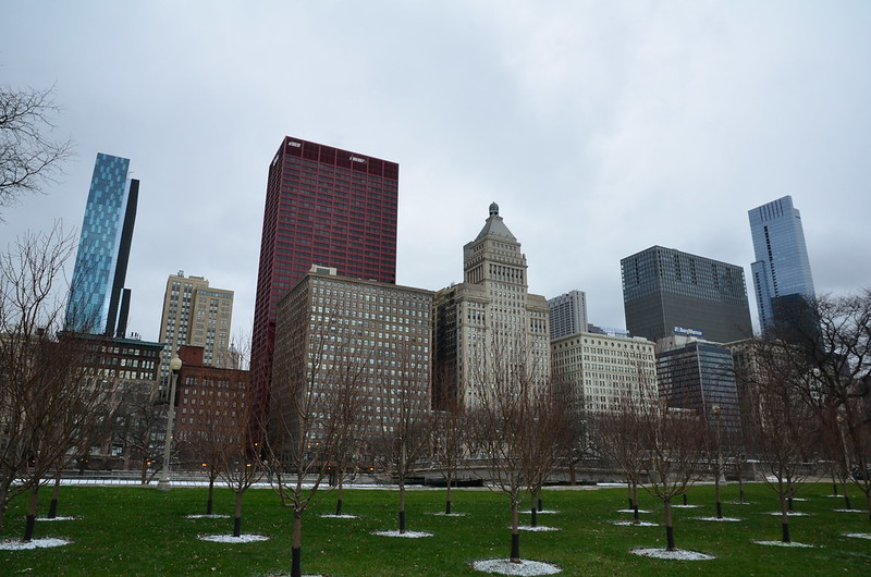 Grant Park - Chicago