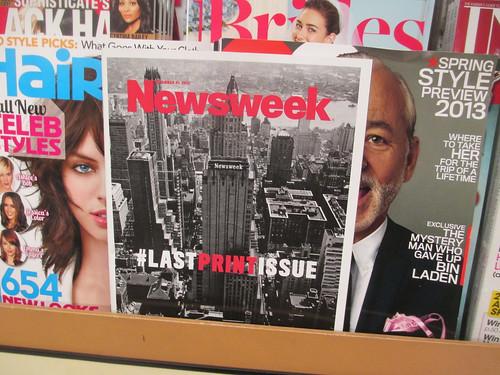 January 16: Last Print Issue