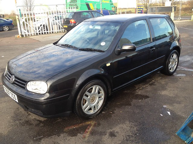 Just another mk4 golf among the 1000's 8391098581_1b2a0d45fe_z