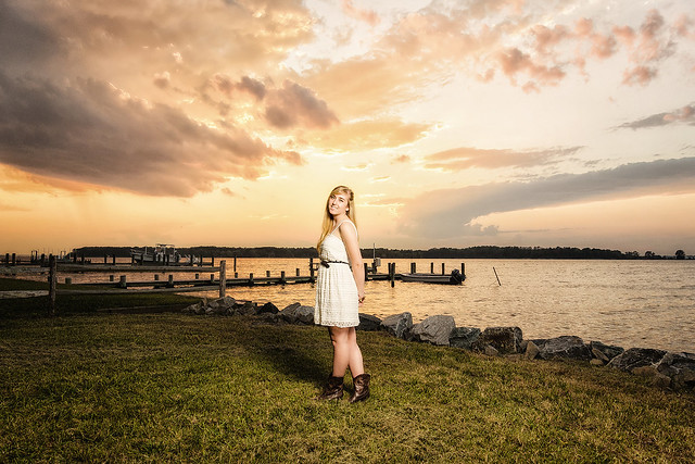 Senior Portraits - Madison