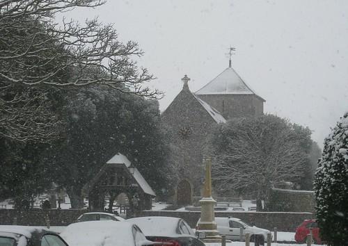Rottingdean church