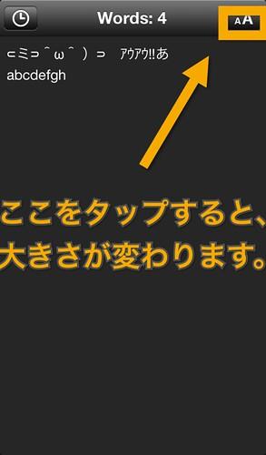 Font Size3