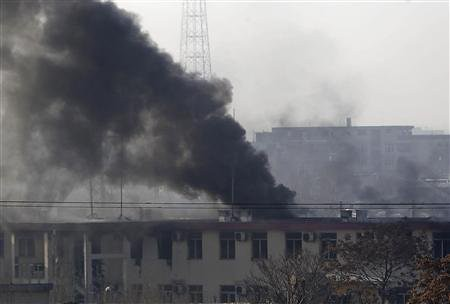 Coordinated attacks in the capital of occupied Afghanistan has resulted in the deaths of five policemen. Taliban forces have claimed responsibility for the operations. by Pan-African News Wire File Photos