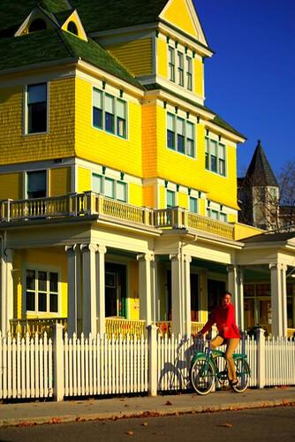 Grand Hotel Mackinac Island -mackinac Island