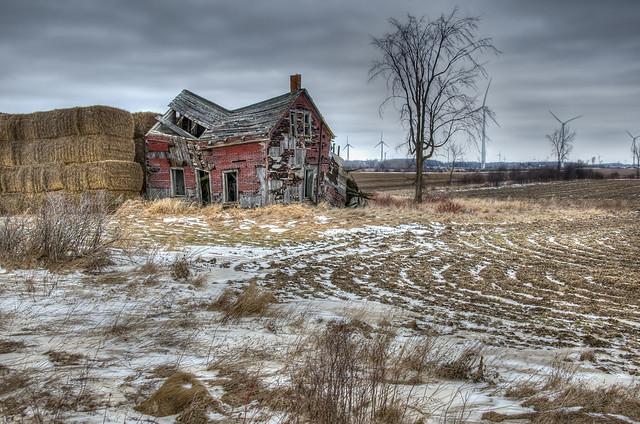 Slumpy II @ Shelburne, Ontario (Explore)