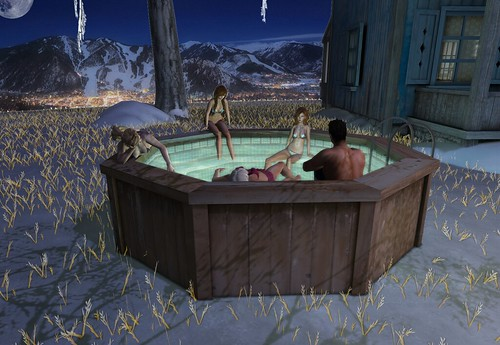 Apple Fall - Aquarius Hot Tub