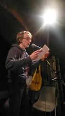Rantaflan - textstrom Poetry Slam Wien