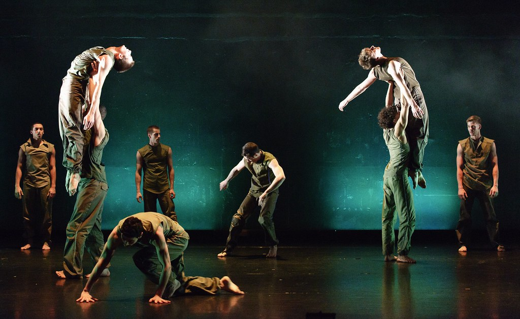 BalletBoyz the Talent 2013 in Russell Maliphant's Fallen photo by Panos 1 13 (3)