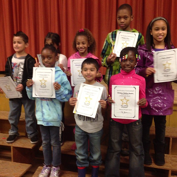 Students of the month for January 2013 | Flickr - Photo Sharing!