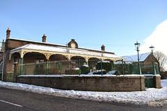 Caledonian Railway Station Brechin