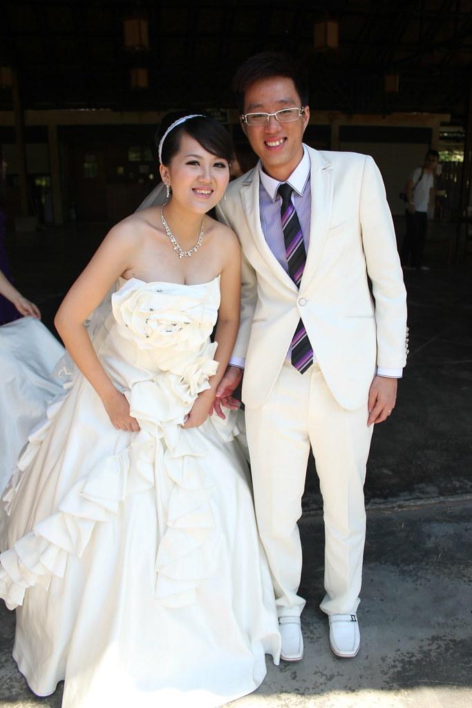 Ah wen's Wedding