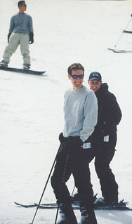 Ski-Beach Day in 2002