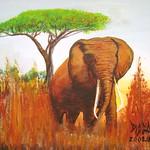 Marsha's Elephant