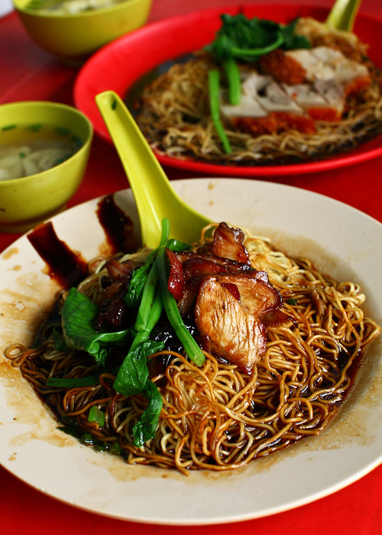 Hung Kee Char-Siew-Wantan-Mee