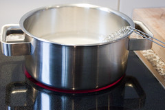 Natronlauge kochen