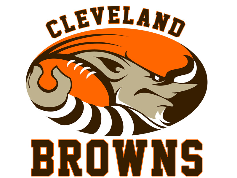 Uni Watch readers redesign the Cleveland Browns - Fandom ...