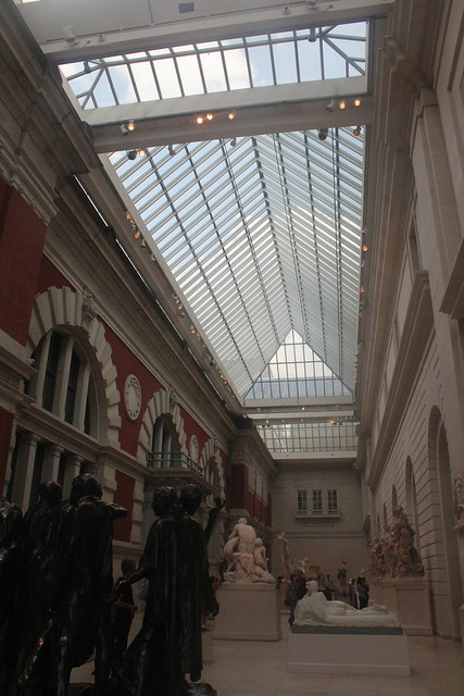 Inside the Met