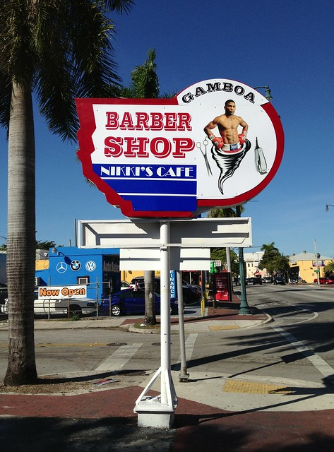 Barber Shop Miami Beach : Recent Photos The Commons Getty Collection Galleries World Map App ...