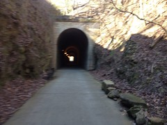 Brushy Mountain Tunnel