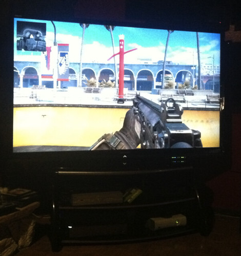 Call of Duty: Black Ops II Features Venice Beach