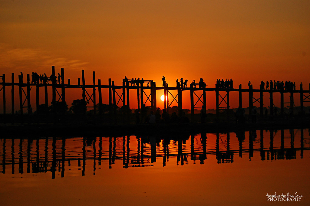 U Bein Bridge 2