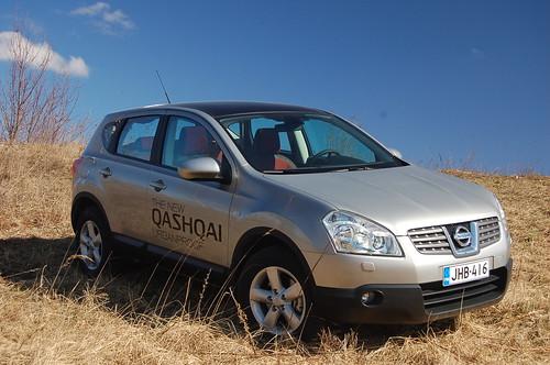 Nissan Qashqai 2007 023