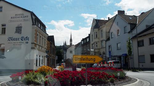 ドイツ 町並み