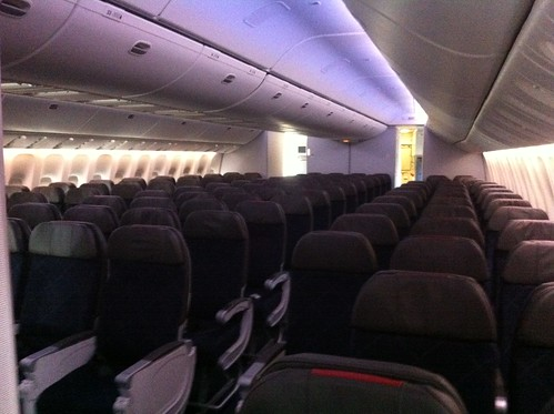 American Airlines 777-300ER Main Cabin