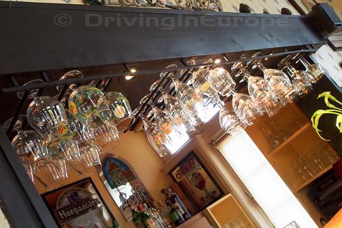 各種ベルギービール用グラス