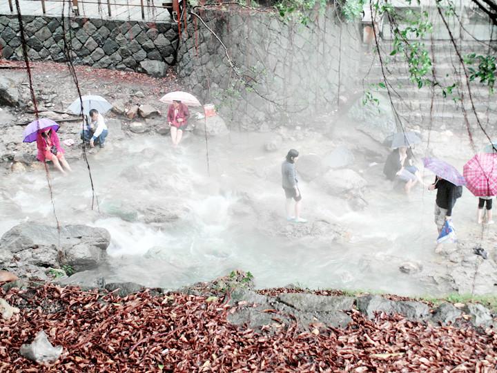 taipei public hot springs (wen quan)
