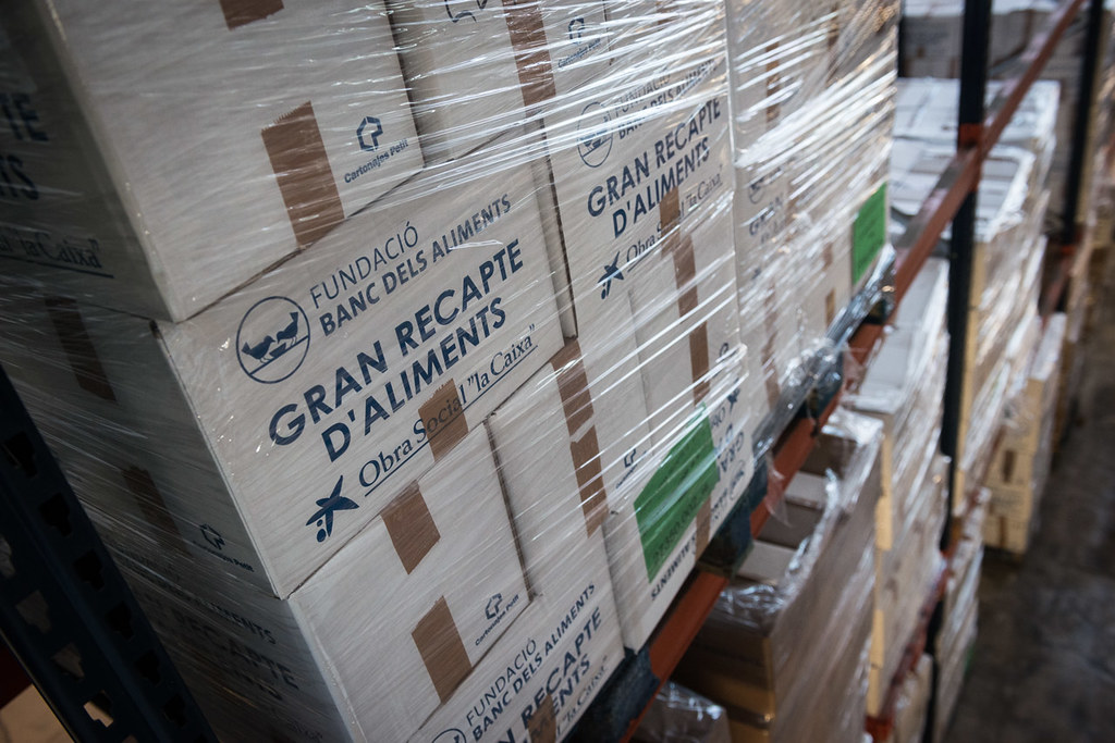 El Banc dels Aliments té com objectiu la lluita contra la fam on Flickr