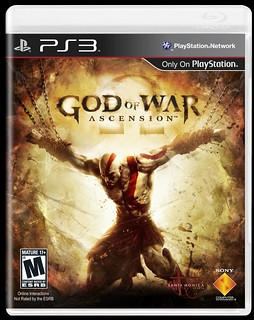 God of War: Ascension on PS3