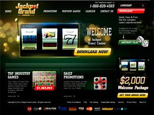 Jackpot Grand Casino Home