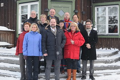 Arctic Environment Ministers 6 February 2013