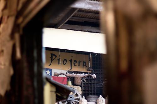 La Piojera, bar en Santiago