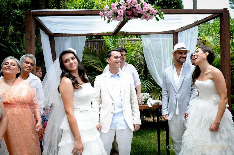 Janaina e Daniel Renza e Gustavo Casamento Duplo em Arujá Sitio 3 irmãos (66 de 195)