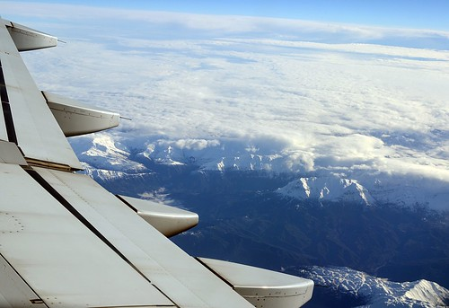 Southern Pindos mountain range