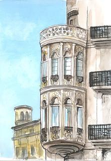 ventana Glorieta