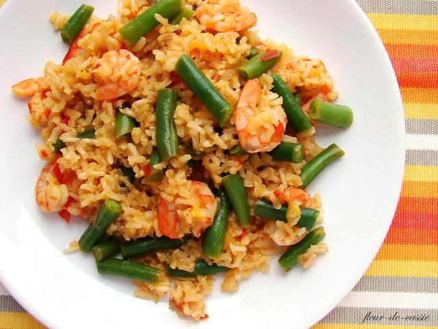 рис по-карибски 1