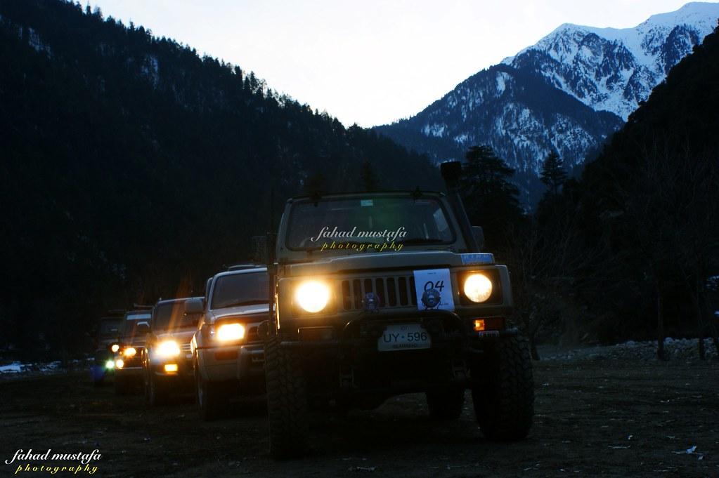 Muzaffarabad Jeep Club Neelum Snow Cross - 8468314999 6d6e063306 b