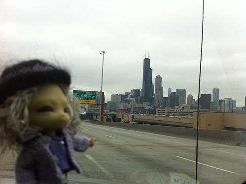 Bye Bye Chicago! by DollZWize