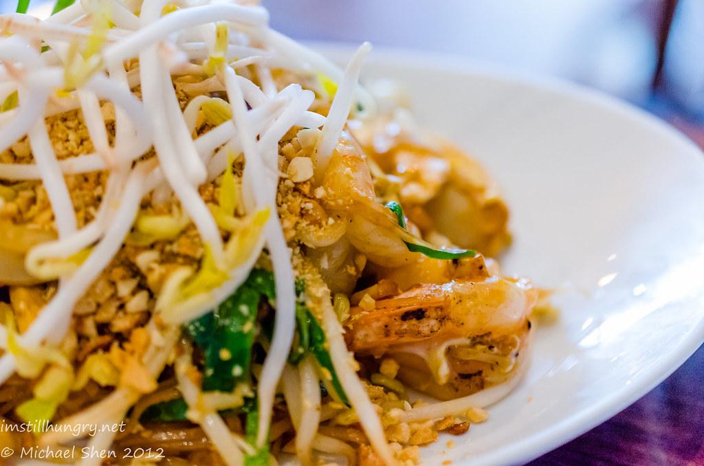 Spice I Am Pad Thai - prawn version