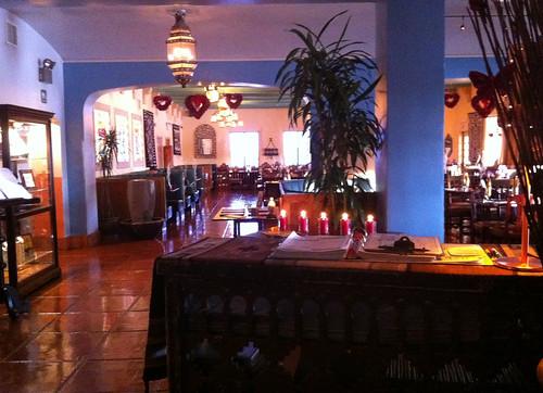 La Posada - Turquiose Room Beyond