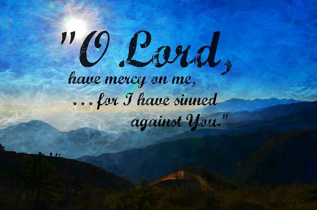 """O Lord, have Mercy on Me..."" from Flickr via Wylio"