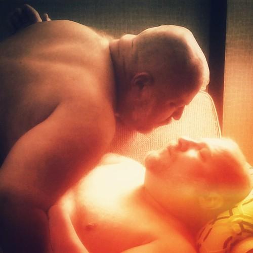"#bearfotofeb - 02/14 - ""#theperfectkiss is the kiss of death"""