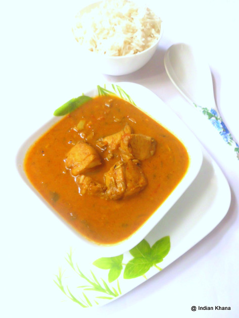 fish curry indian fish coconut curry steamy kitchen recipes indian ...