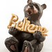 believe bear
